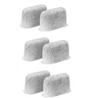 Blendin Coffeemaker Charcoal Water Filters For Sears Kenmore 69768, 6 Pack