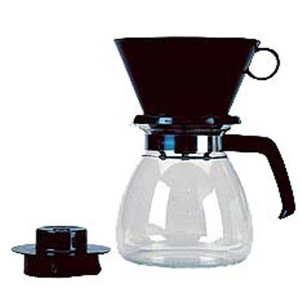 Melitta 640616 Manual Coffee Maker - 10 Cup